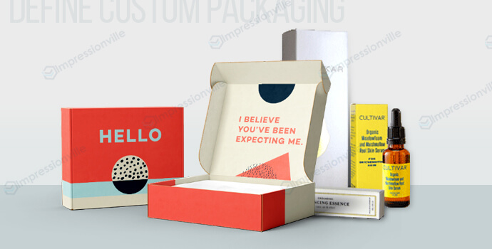 Boost Your Sale With Custom Boxes