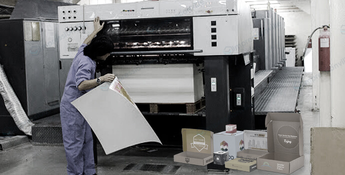 Offering Finest Stocks, Inks and Cutting Edge Printing Processes