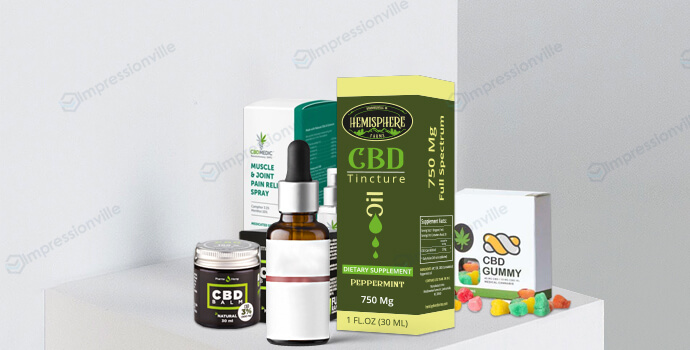 CBD Boxes for Analgesic Products