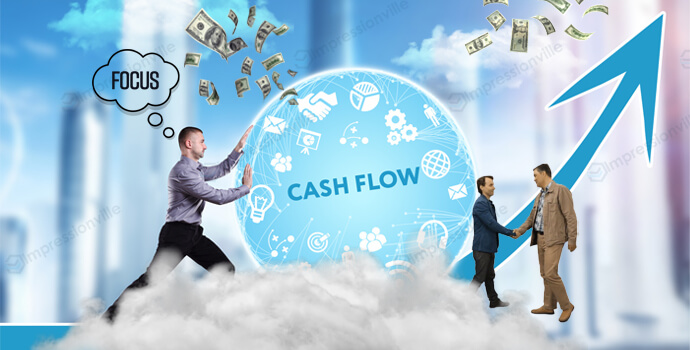 Better your flow of cash by focusing on existing clients