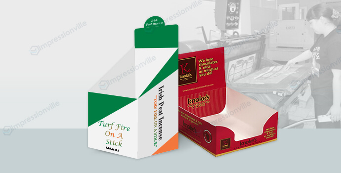 What are the necessary steps to be followed for customized packaging