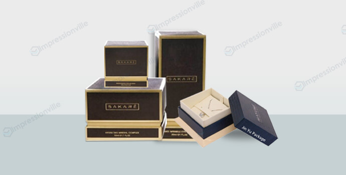 Exclusive luxury boxes for your product range