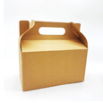 Kraft Gable Boxes