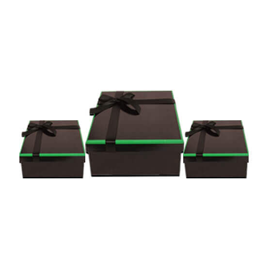 Printed Apparel Gift Boxes