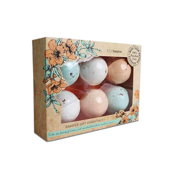 Bath Bomb Boxes Wholesale