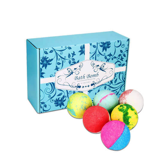 Wholesale Bath Bomb Boxes
