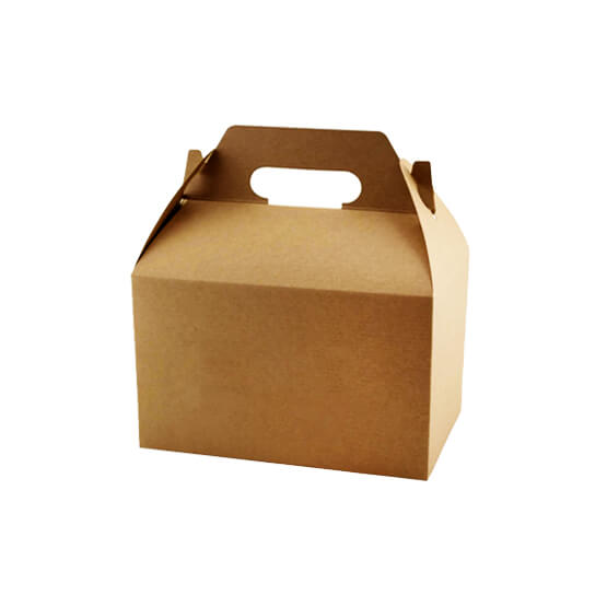 Custom Brown Kraft Boxes