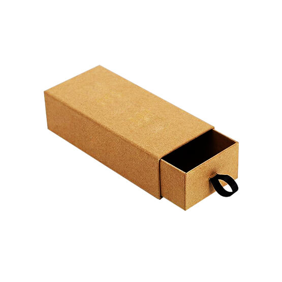 Printed Brown Kraft Boxes