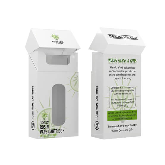 Cannabis Cartridge PackagingcBoxes Wholesale