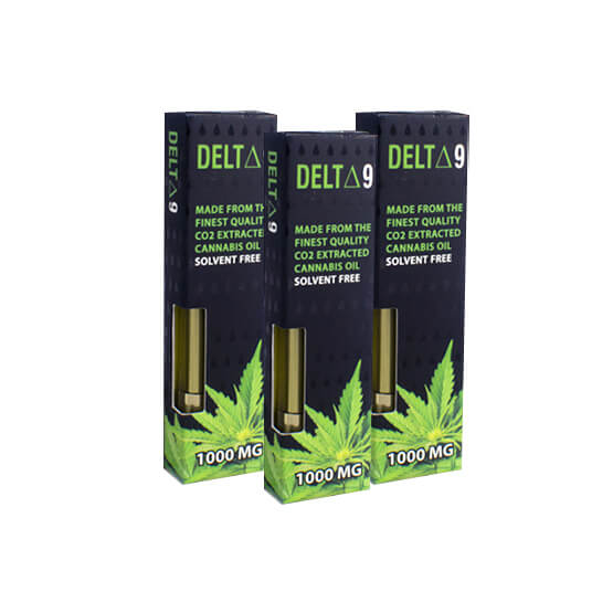 Wholesale Cannabis Cartridge Packaging Boxes