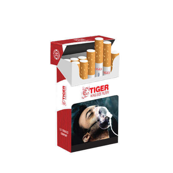 Wholesale Cardboard Cigarette Boxes