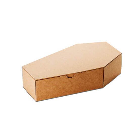 Wholesale Coffin Shaped Boxes