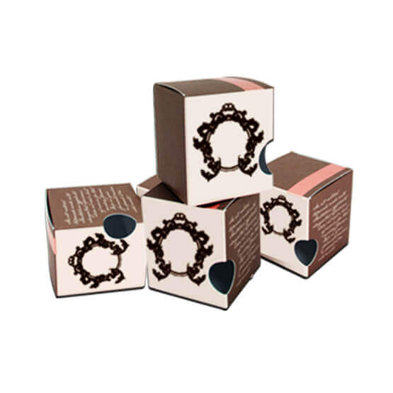 Cream Boxes Wholesale