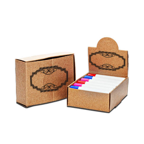 Printed Lip Balm Boxes