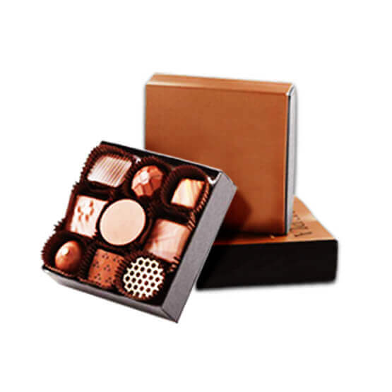 Printed Truffle Boxes