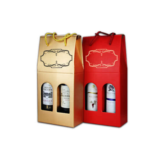 Printed Wine Boxes