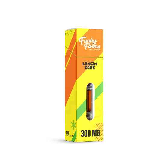 Custom 1ml Vape Cartridge Packaging